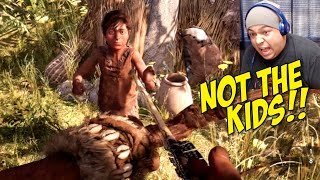 NOT THE KIDS DASHIE!!! [FAR CRY: PRIMAL]