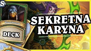 SEKRETNA KARYNA - HUNTER - Hearthstone Deck Std (K&C)