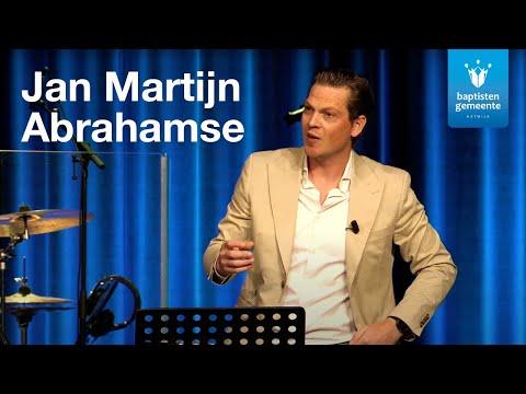 06/06 - Jan Martijn Abrahamse   Geef het stokje door
