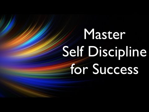 thesis on self discipline brings success Thesis on self discipline brings success whats a good thesis statement for an essay about self best answer: self discipline is a process that requires hard work over .