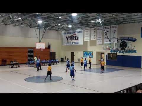 Garland V.  Stewart Middle Magnet School Vs. Young Middle Magnet School
