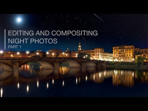Landscape Photo Compositing and Editing in Photoshop - Part 1