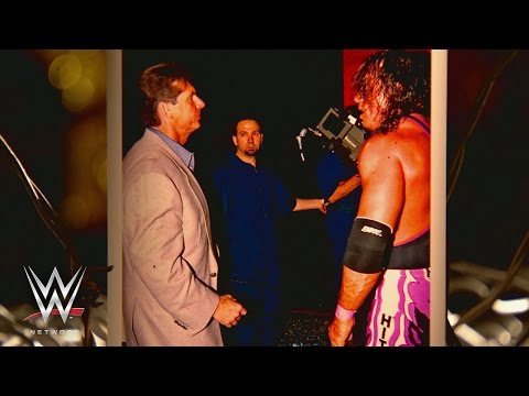 "WWE Network: The Monday Night War - ""The Hart of War"" preview"