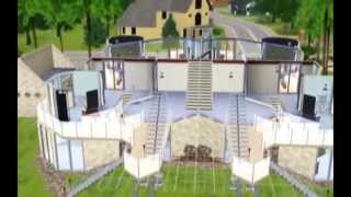 The Sims 3 Cool House Design Octiview Oyehello