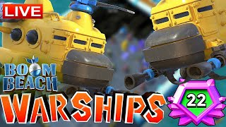 Warships Season 14 | Grind Stream - 2 accounts Rank 20/22