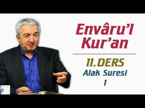 Envâru'l-Kur'ân 91. Ders: Murselât Sûresi 20-28. Âyetler - Prof.Dr. Mehmet Okuyan