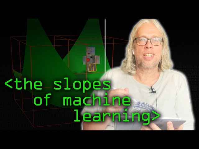 Slopes of Machine Learning - Computerphile
