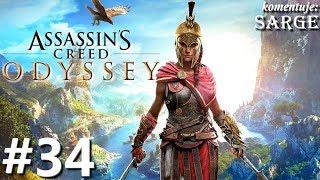 Zagrajmy w Assassin's Creed Odyssey [PS4 Pro] odc. 34 - Rejestry podatkowe