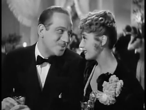 Melvyn Douglas and Joan Blondell Enjoy Four Martinis