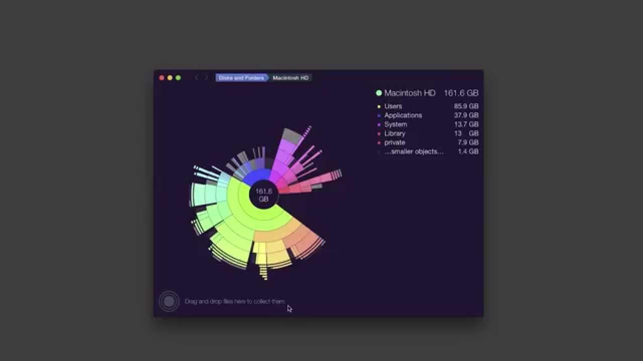 App Tour - DaisyDisk