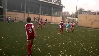 FK. Sampion Nais-Red star 4-0 Cicibani 2007 2 poluvreme
