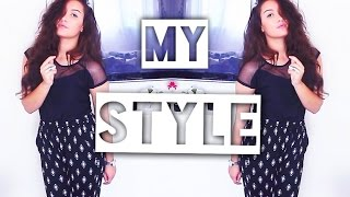 L O O K B O O K   |   MY  STYLE - TheDollBeauty
