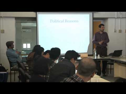 Why Doesn't Israel Have a Constitution?, Dr. Ben Herzog