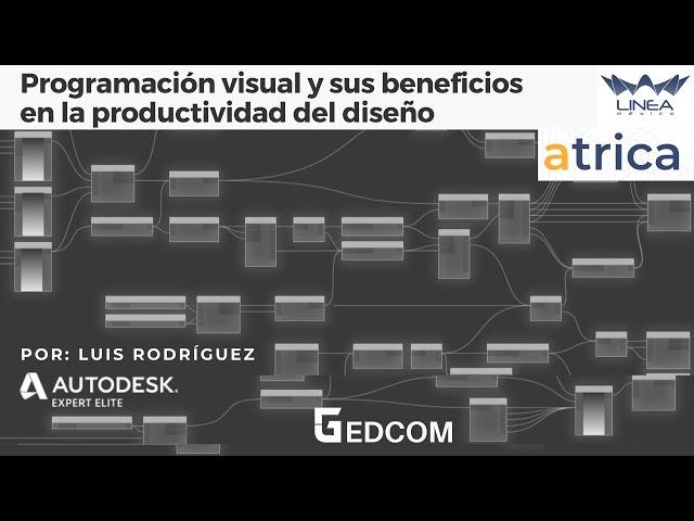 Programación visual y sus beneficios en la productividad del diseño