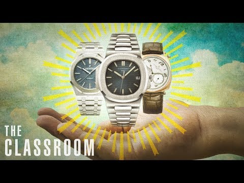 The Holy Trinity of Watches: Patek Philippe, Audemars Piguet and Vacheron Constantin   The Classroom