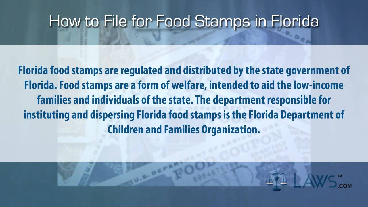 Calculate My Food Stamp Benefits