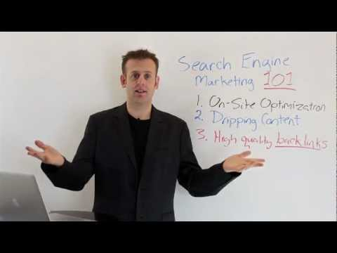 SEO Tip - Three Pillars Of A Success SEO Campaign