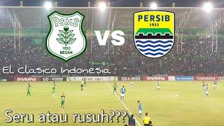 Download Video Tidak Terima kekalahan PSMS Medan Vs Persib Bandung Rusuh!!! MP3 3GP MP4