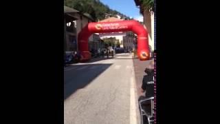 ciclista bestemmia