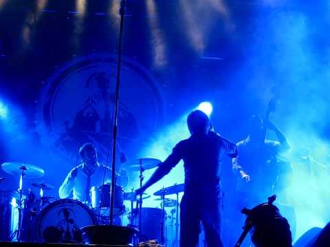 Kaizers orchestra, enden av november, live, festidalen 09
