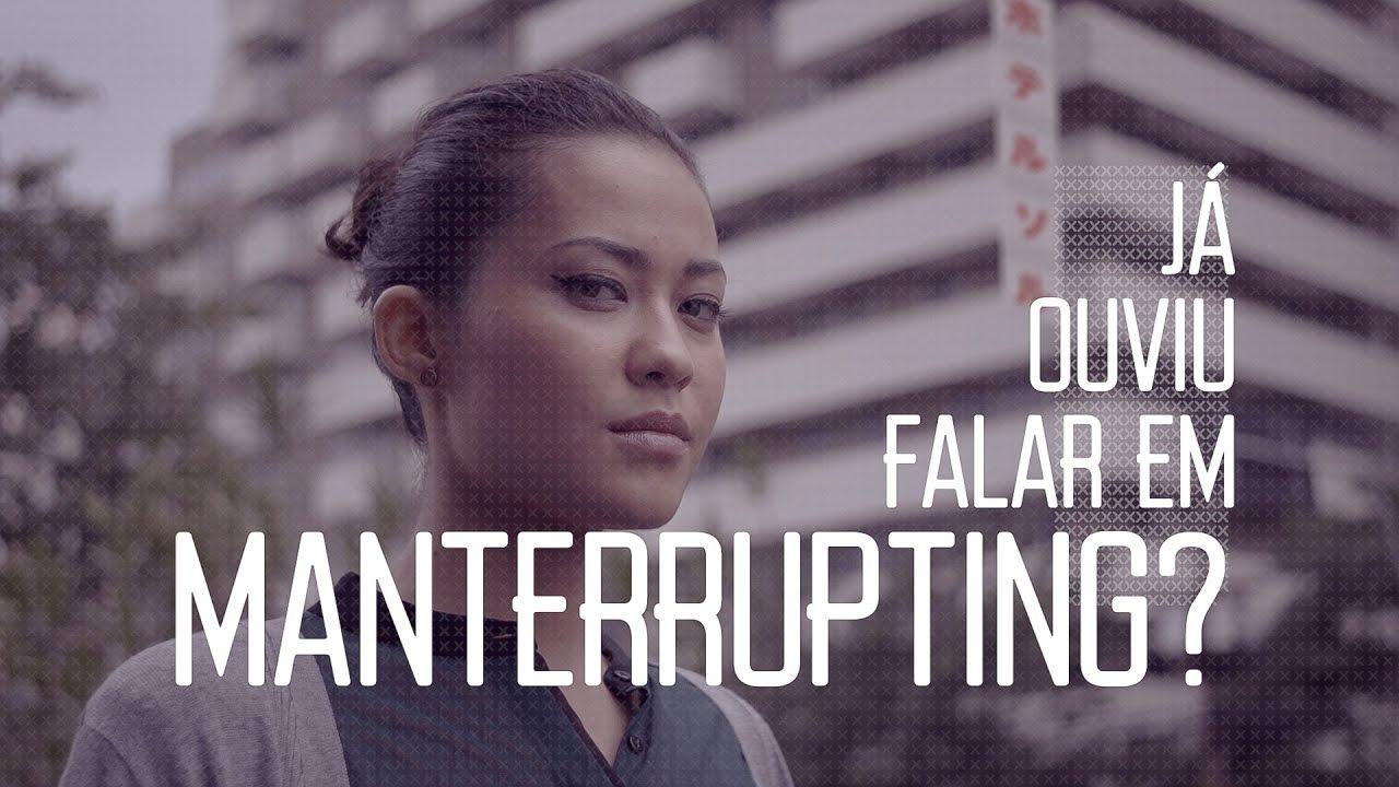 BETC São Paulo idealizou o aplicativo Woman Interrupted, uma plataforma que contabiliza quantas vezes um homem interrompe a fala feminina. Saiba mais