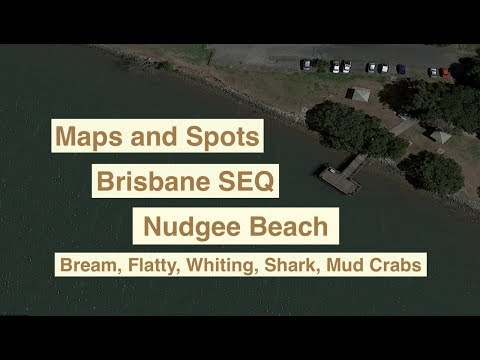 Fishing Nudgee, Brisbane, Maps And Spots For Bream, Flatty And More.