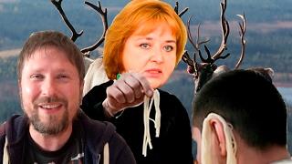 Профессиональным финским журналистам  + English Subtitles
