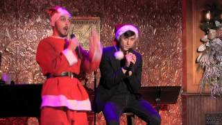 """Wesley Taylor & Gideon Glick - """"Baby It's Cold Outside"""" (Frank Loesser)"""
