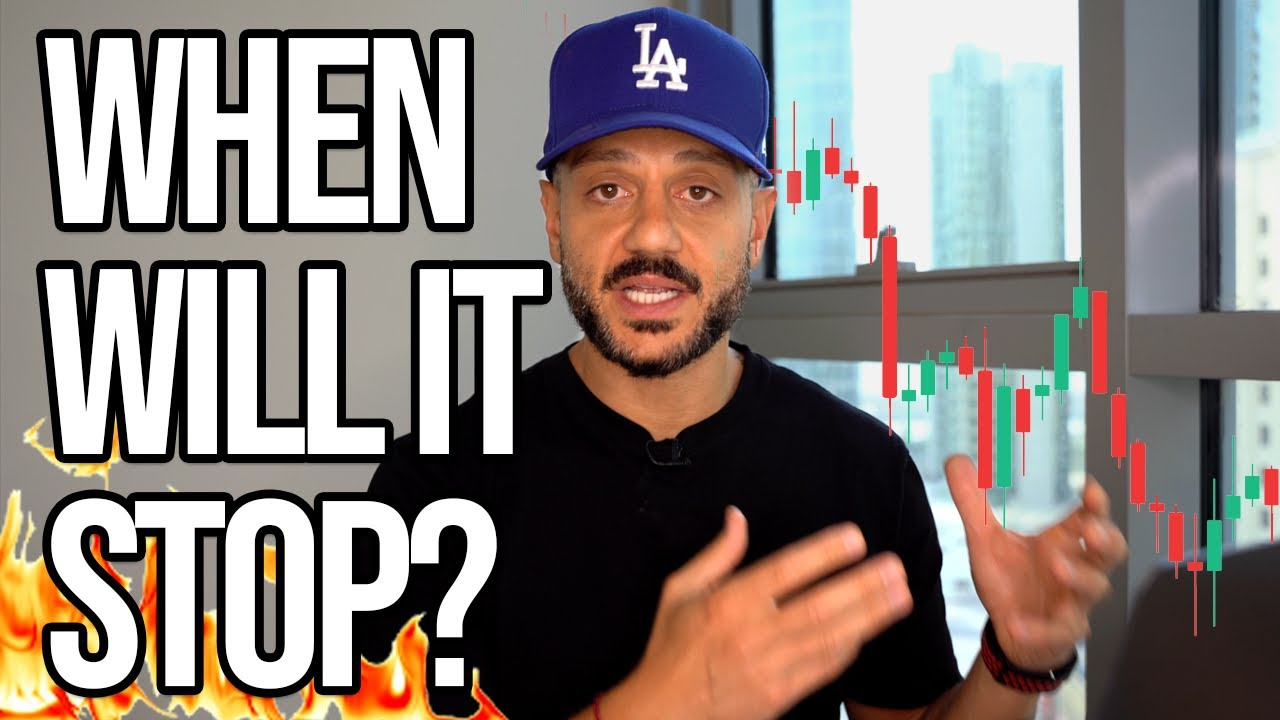 Download HERE'S WHEN STOCKS WILL STOP CRASHING ACCORDING TO TREND [DO THIS NOW]