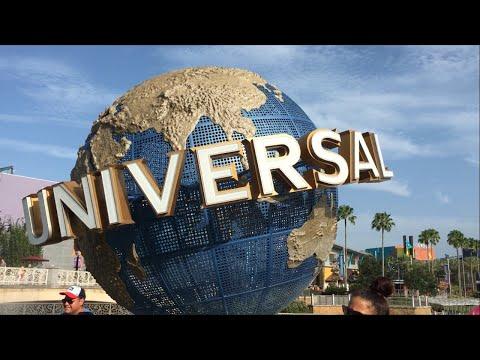 Universal Studios Live Stream - 8-4-17 - Universal Orlando Resort
