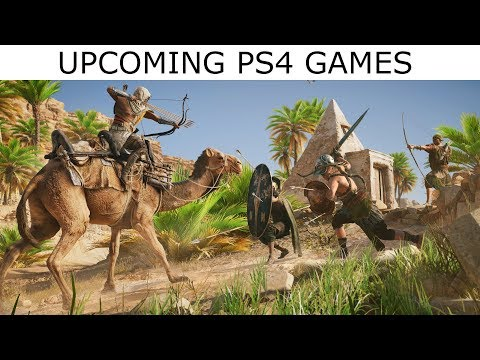 Top 10 Insane Looking Upcoming Ps4 & Ps4 Pro Games 2017-2018 | Full
