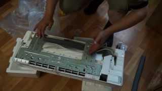 Самостоятельная установка кондиционера: Часть 1(Посмотрев этот ролик вы узнаете как самостоятельно установить кондиционер. В данной части вы увидите распа..., 2013-06-17T08:47:00.000Z)