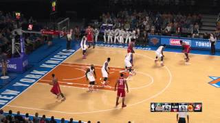 NBA 2K15 DEFENSE CHANT MSG