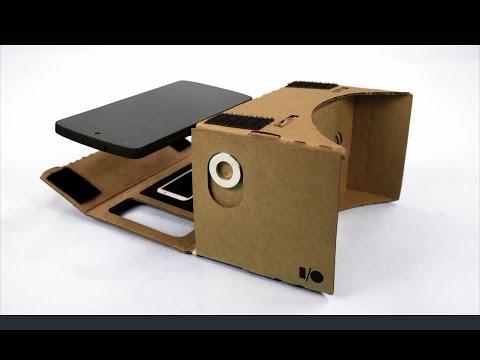 Google Cardboard ile Sanal Gerçeklik Deneyimimiz