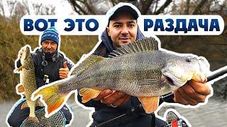 ИДЕТ ТОЛЬКО КРУПНЯК Ловля ЩУКИ и ОКУНЯ ЗИМОЙ Рыбалка на спиннинг