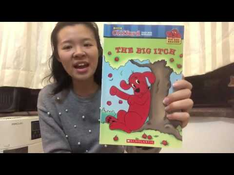 EasyPeasy Educational Centre - Storytelling - The Big Itch