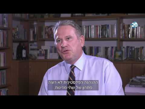 UK Colonel Richard Kemp CBE - The Palestinians want to destroy Israel