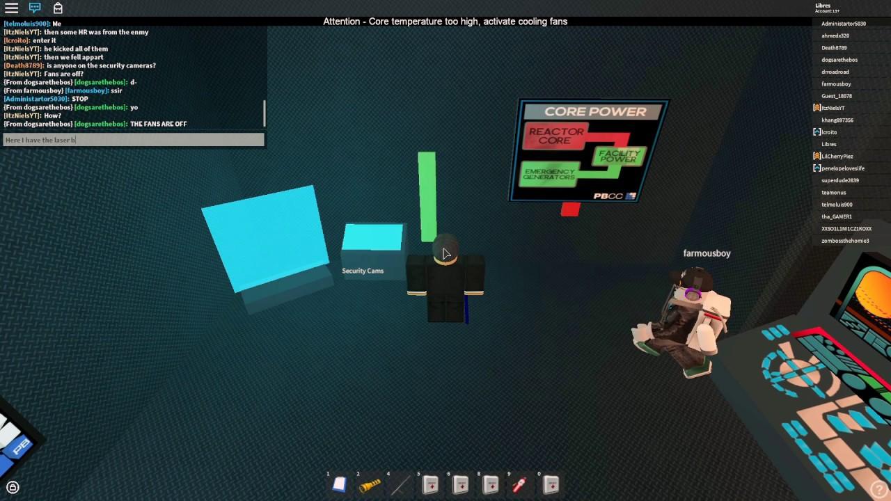 3 Reactor Code Roblox Pinewood Computer Core 2019 Free Robux Pinewood Computer Core Op Weapons Review Please Read Description By Aliencreature I