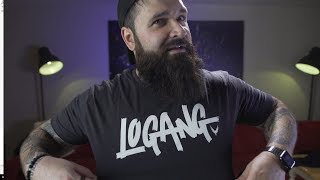 Logan Paul Maverick Merch Review | Softest merch in the game?