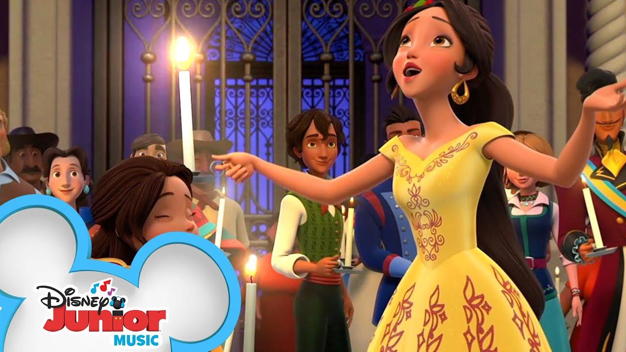 827e36a43e374 Let Love Light The Way Music Video | Elena of Avalor | Disney Junior -  YouTube