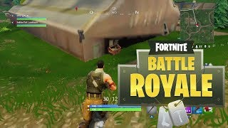 FORTNITE'S BIGGEST BUG!! | See through the walls