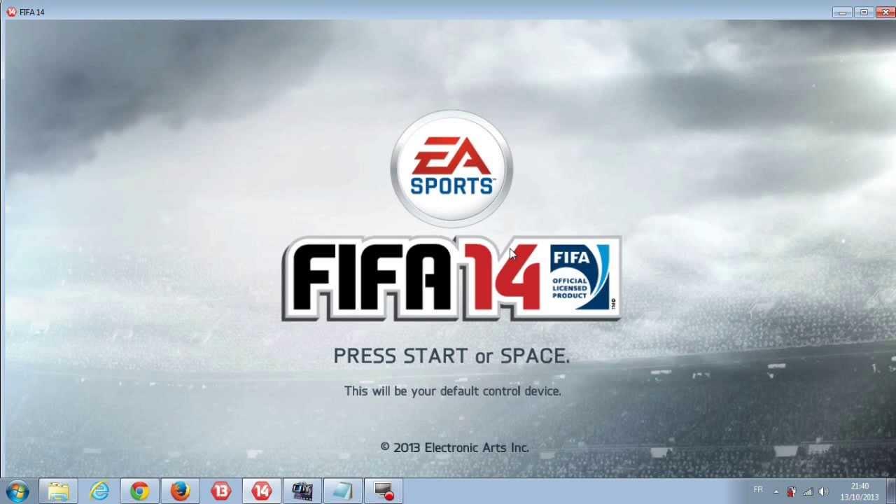 fifa 14-3dm.exe not launching
