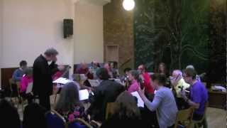 London Guitar Orchestra played Adios Nonino by Astor Piazzolla