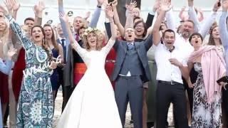 Ведущая Сергиев Посад Анастасия Преображенская. Свадьба в русском стиле. Красивая свадьба