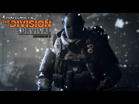 The Division - Survival Solo - Let's clear the DZ