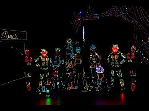 iLuminate lights up the stage! Coming to Omaha October 6, 2018