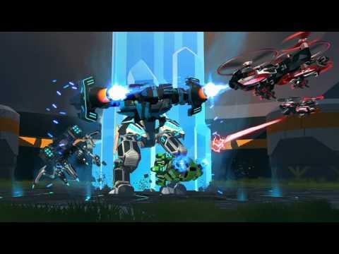 Robocraft Soundtrack - Birmingham Power Station End Game (Extended)