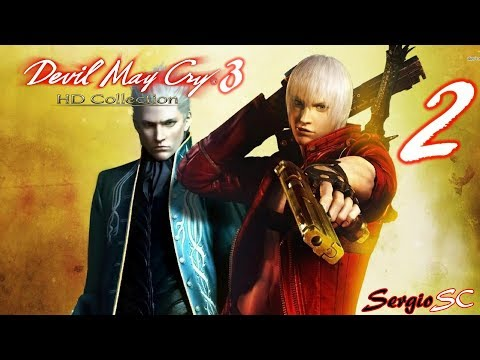 Devil May Cry 3 HD Collection Misiones 6 a 9 Directo Walkthrough Español (Remaster) PC 60 fps thumbnail