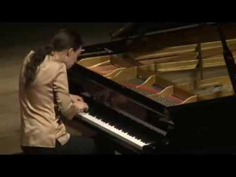"Beethoven Sonata op 57 ""Appassionata"", 3rd Mov, Maria Mazo (Live)"