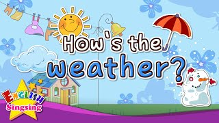 [Weather] How's the weather? rainy - Exciting song - Sing along